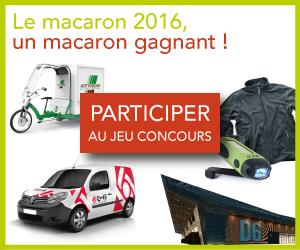 Participer au jeu concours Macaron 2016