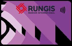 Carte Acheteur Marché de Rungis